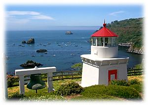 Trinidad Memorial Lighthouse picture