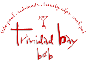 Trinidad Bay Bed & Breakfast Logo
