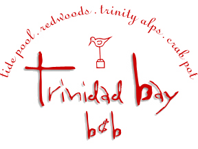 ... Trinidad Bay Bed & Breakfast Hotel Logo